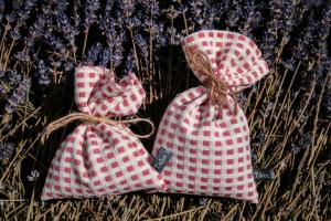 Geurzakje gevuld met Lavendel
