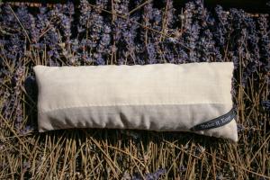 Oogkussen Lavendel en Lijnzaad