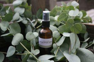 Zachte Eucalyptus spray